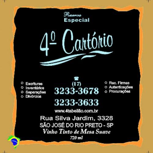 4 CARTORIO