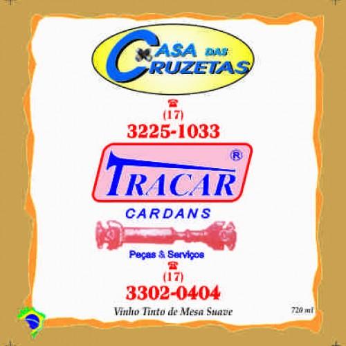 CASA DAS  CRUZETAS + TRACAR