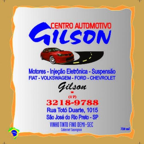 CENTRO AUTOMOTIVO  GILSON