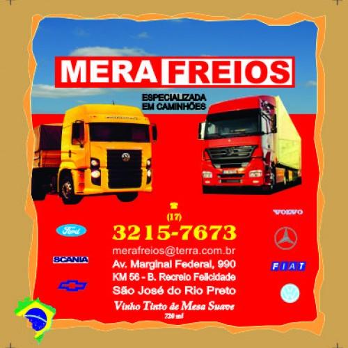 MERA FREIOS