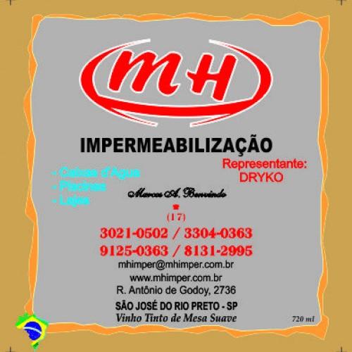 MH  IMPERMEABILIZACAO