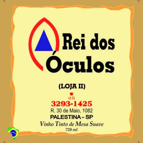 REI DOS OCULOS