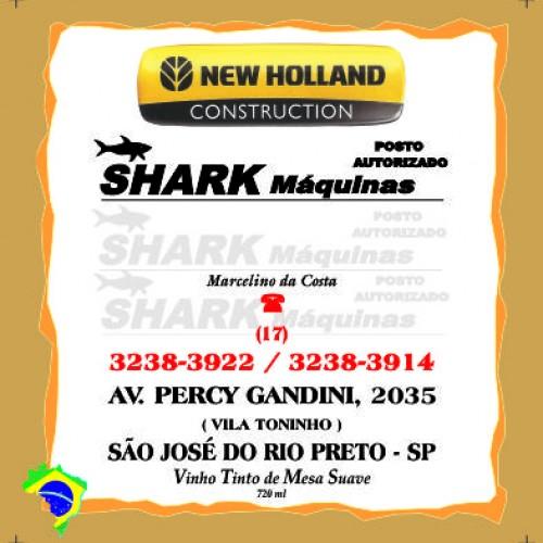 SHARK MAQUINAS
