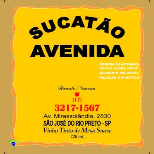SUCATAO  AVENIDA