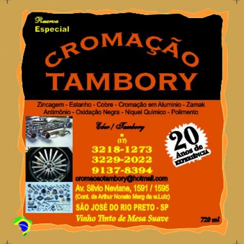 CROMACAO TAMBORY