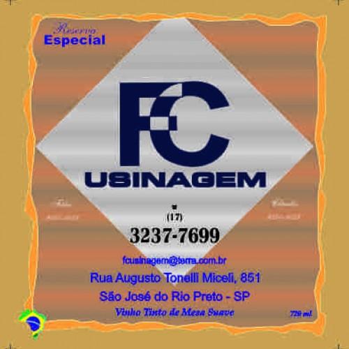 FC USINAGEM