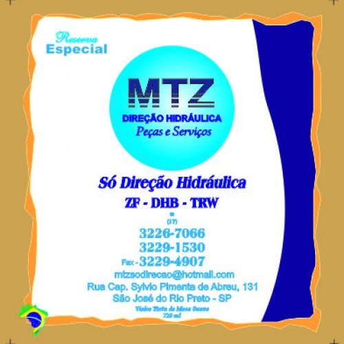 M T Z DIRECAO HIDRAULICA