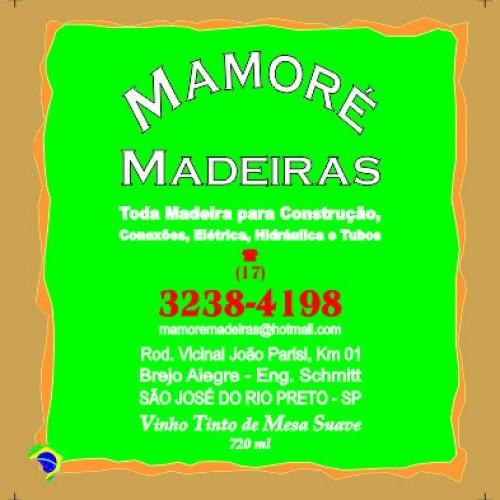 MAMORE MADEIRAS