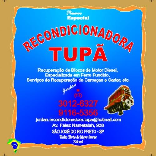 RECONDICIONADORA TUPA