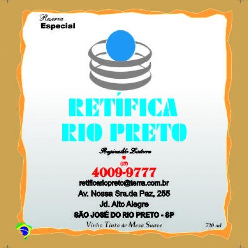 RETIFICA RIO PRETO