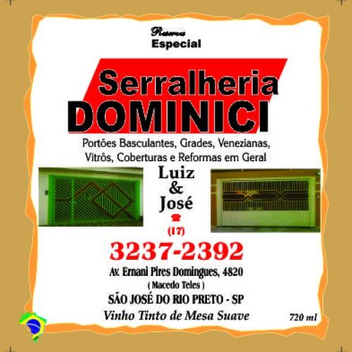 SERRAL DOMINICI