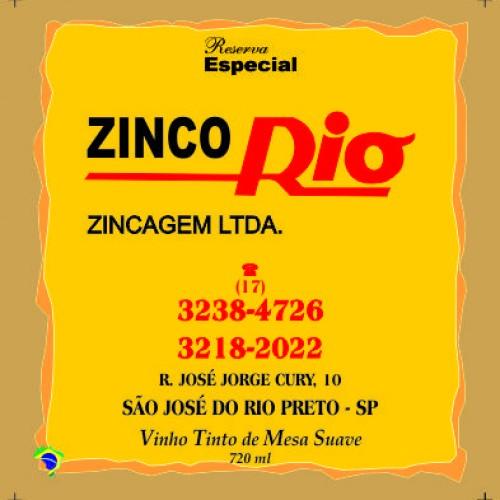 ZINCO RIO